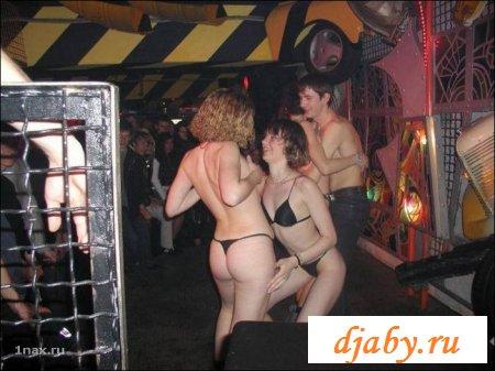 Секс гулянка в Столице