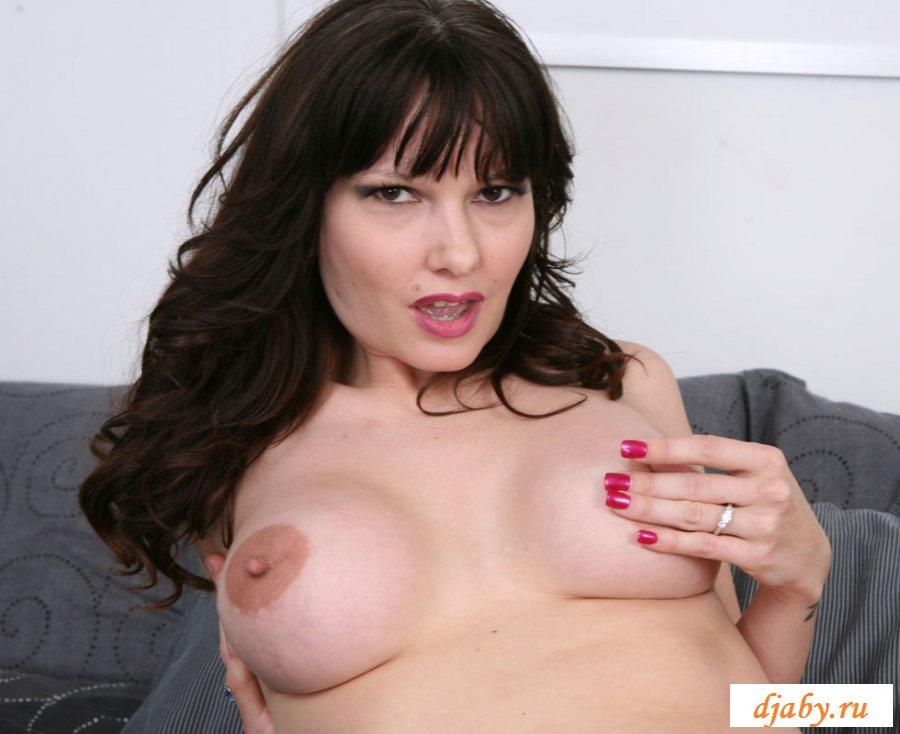 Телка любит секс