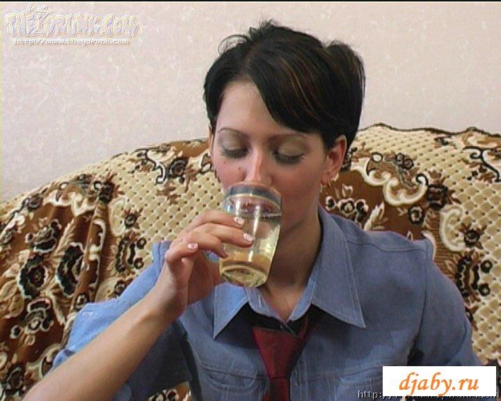 уж, как девушка кончает и вы выпивает это видео любит