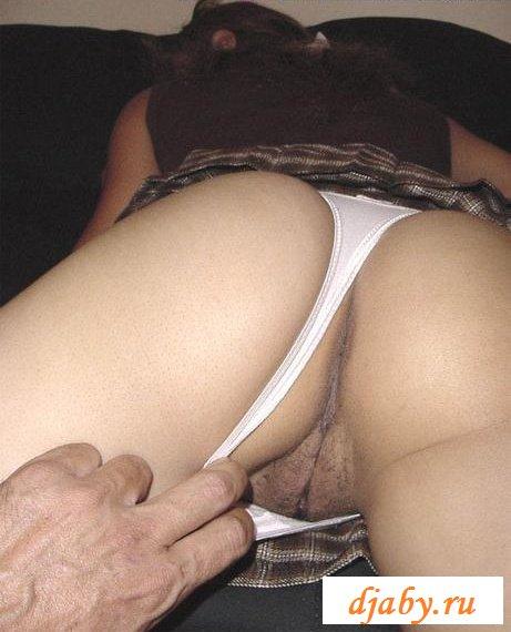 Порно Со Спящей В Трусиках
