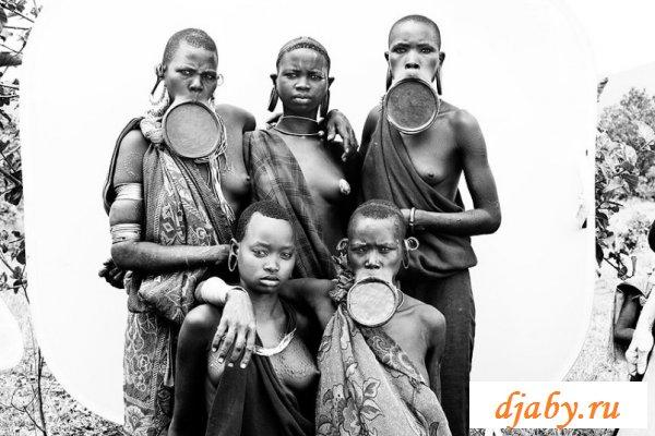Ужасные африканские сучки