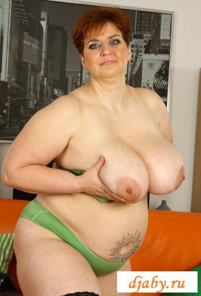 Жирные голые тела с крупными сисярами (8 фото эротика)