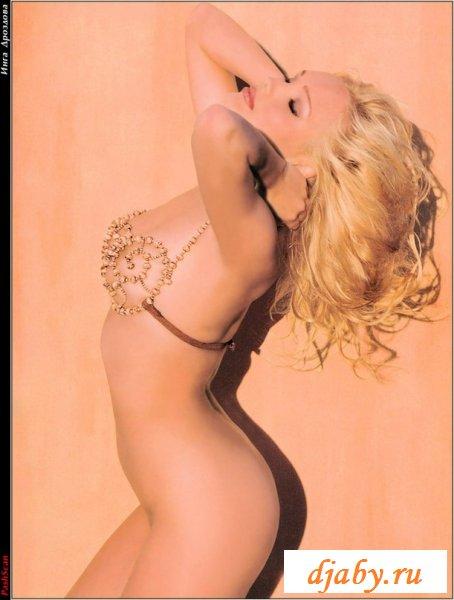 Любопытные эротические фото Инги Дроздовой