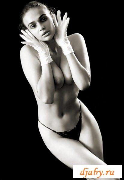 Шикарное тело участницы дом-2 Алены Водонаевой