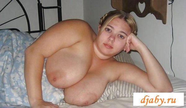 Красивая огромная грудь сексуальных девушек