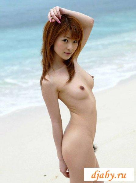 Милые японки в страстном позировании