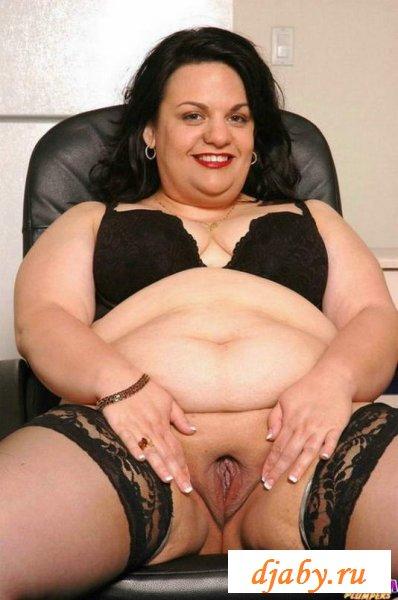Эротика с классными толстенькими сударынями
