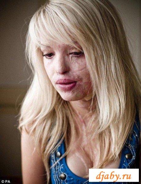 Невероятные образы ужасающих дам