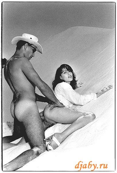 Ретро порно с непристойными дамами