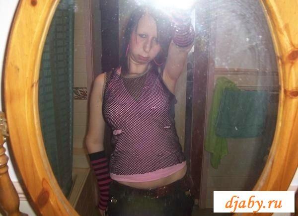 Страшный ужас девушек на снимках