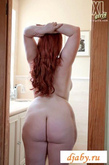 В ванной эротика с жиртреской