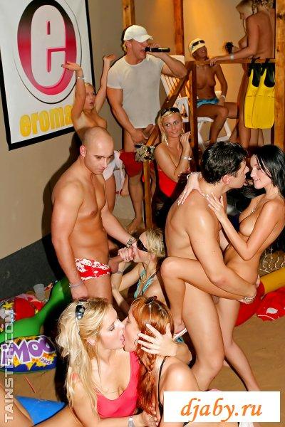 Соблазны на сексуальной вечеринке