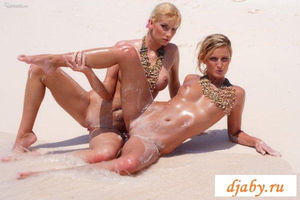 Сёстры в эротике смотрятся божественно