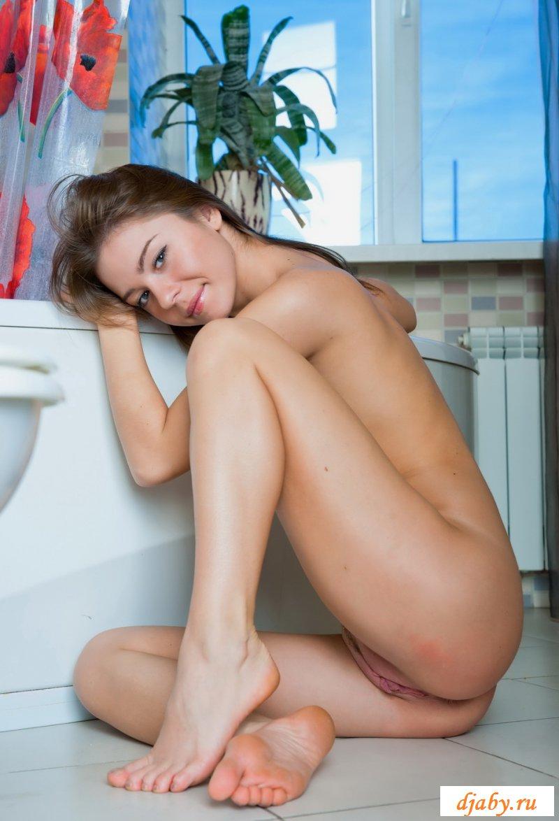 Эротические откровения в ванной комнате