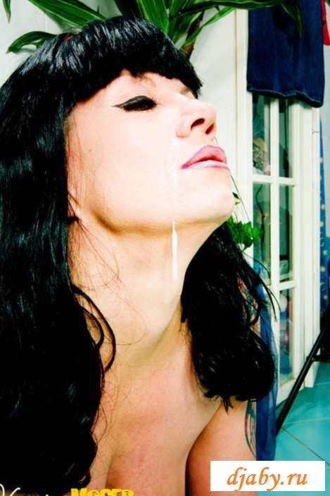 Голое копро фото старой брюнетки в ванной (26 эротики)