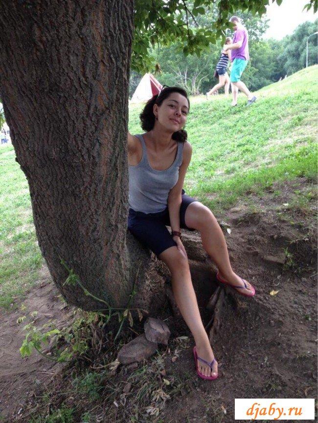 Раздетая ведущая шоу Марина Кравец (26 фото эротики)