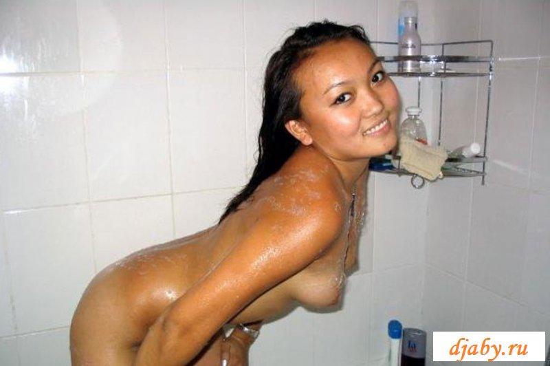 Симпатичные фигуры раздетых азиаток (17 фото эротики)
