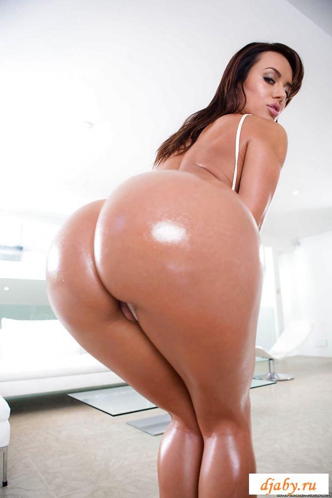 Бразильянка с большой голой жопой