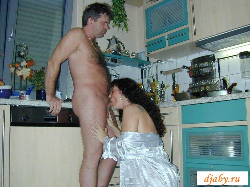 был крайне жену ебут на кухне меня капелька